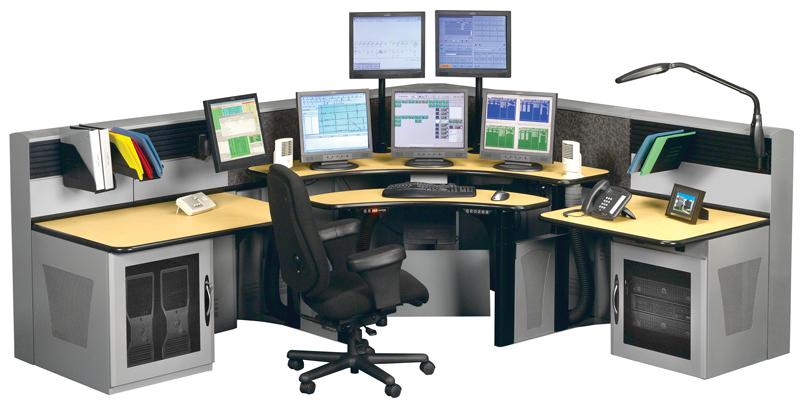 Wright Line Profile Dispatch Consoles