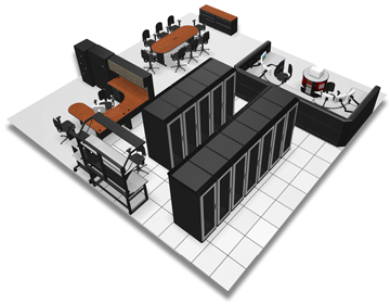 Wright Line Consoles Enclosures Office Technical Furniture